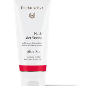 Dr. Hauschka After Sun | Cruelty Free | Sensitive | No Synthetic Fragrances | Organic Skincare | Sun Care | Maintain Tan | Moisturise