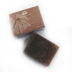 Bloomtown Nourishing Soap Bar The Cafe | Plastic Free | Vegan | Cruelty Free | Palm Oil Free | Natural Ingredients | Non Toxic Skincare