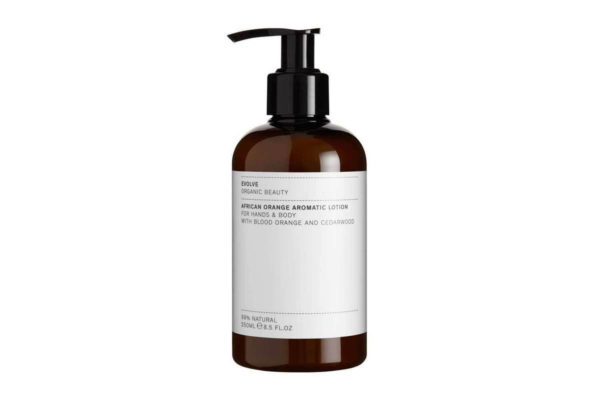 Evolve African Orange Aromatic Body Lotion | Vegan Skincare | Sustainable Beauty | Cruelty Free | Natural Ingredients