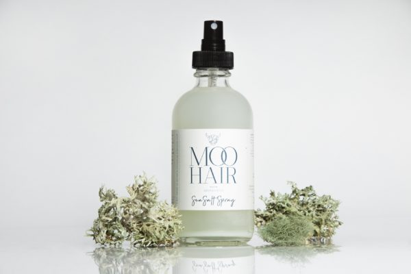 Moo Hair Hair Spray | Create that textured, tousled, after a dip in the sea style | Adds volume and natural texture | Low Waste | Cruelty Free