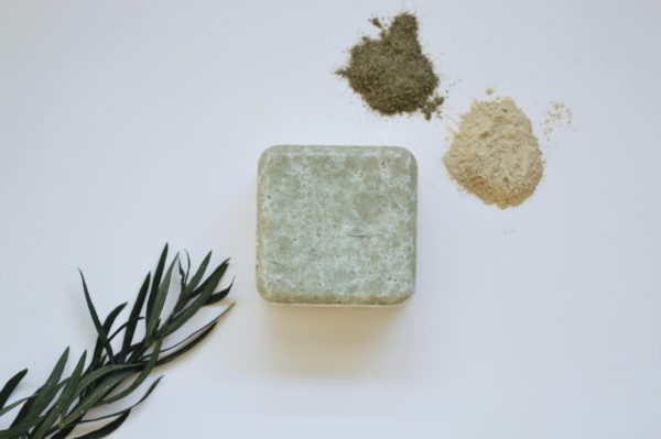Zero Waste Path 2 in 1 solid shampoo and conditioner for dry or itchy scalps | No acid rinse required | Plastic Free, Vegan, Cruelty Free...